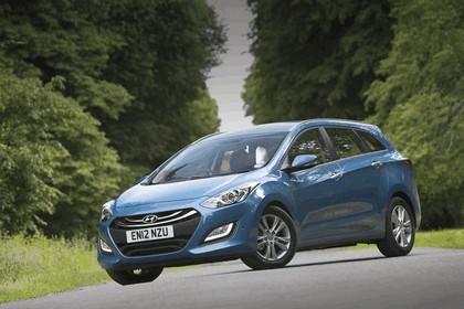 2012 Hyundai i30 wagon - UK version 20