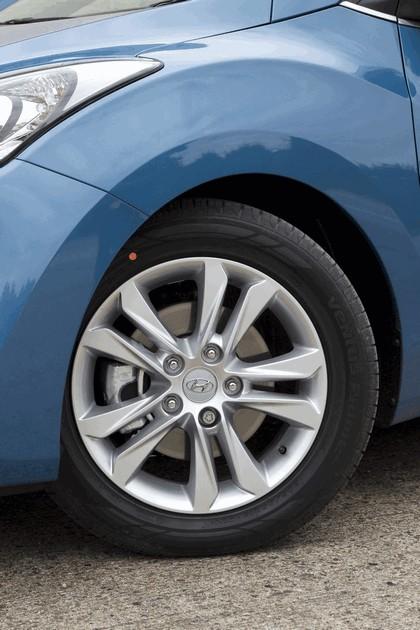 2012 Hyundai i30 wagon - UK version 27