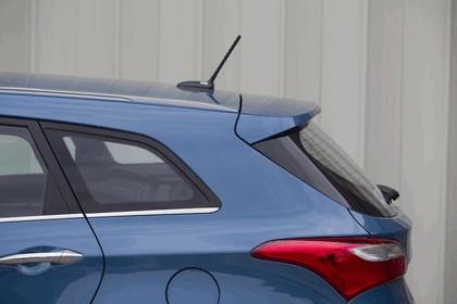 2012 Hyundai i30 wagon - UK version 34