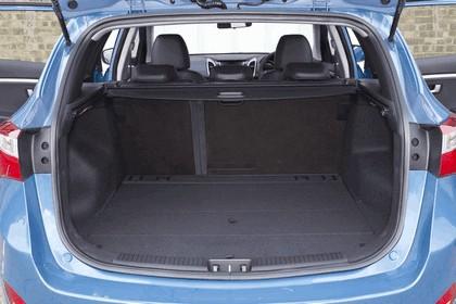 2012 Hyundai i30 wagon - UK version 37