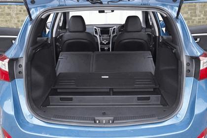 2012 Hyundai i30 wagon - UK version 44