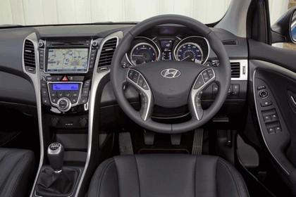 2012 Hyundai i30 wagon - UK version 54