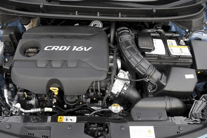 2012 Hyundai i30 wagon - UK version 58