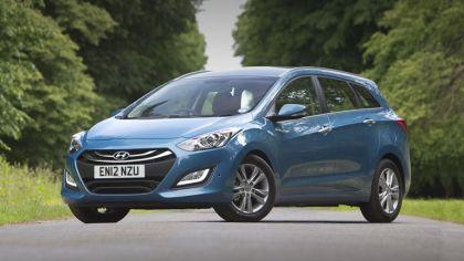 2012 Hyundai i30 wagon - UK version 9