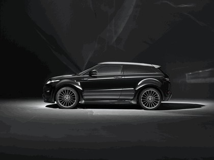 2012 Land Rover Range Rover Evoque by Hamann 8