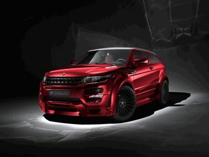 2012 Land Rover Range Rover Evoque by Hamann 11