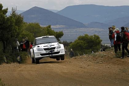 2012 Skoda Fabia S2000 - rally of Acropolis 3