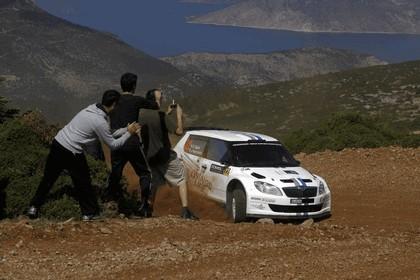 2012 Skoda Fabia S2000 - rally of Acropolis 4