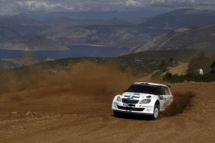 2012 Skoda Fabia S2000 - rally of Acropolis 5