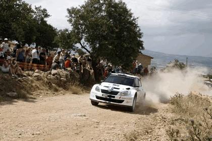 2012 Skoda Fabia S2000 - rally of Acropolis 7