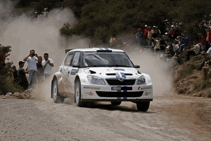 2012 Skoda Fabia S2000 - rally of Acropolis 9