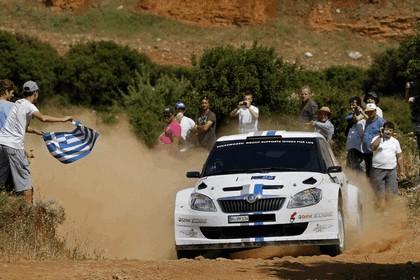 2012 Skoda Fabia S2000 - rally of Acropolis 10