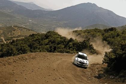 2012 Skoda Fabia S2000 - rally of Acropolis 12