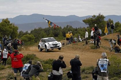 2012 Skoda Fabia S2000 - rally of Acropolis 16