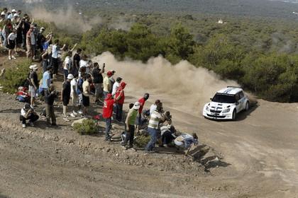 2012 Skoda Fabia S2000 - rally of Acropolis 17