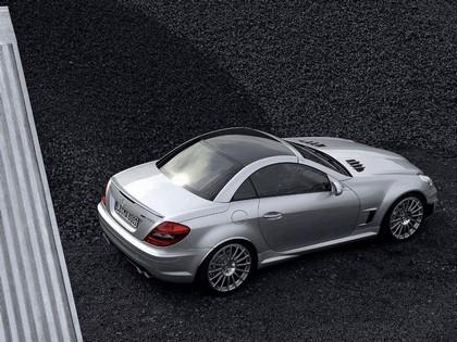 2006 Mercedes-Benz SLK55 AMG Black series 2