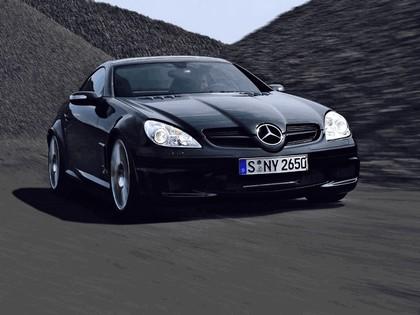 2006 Mercedes-Benz SLK55 AMG Black series 7