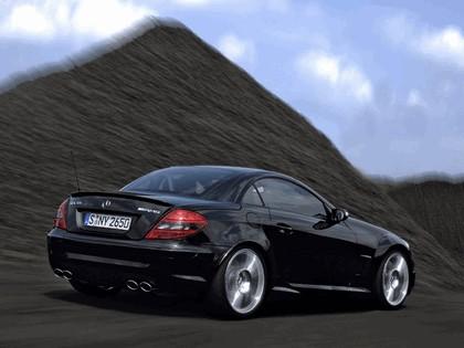 2006 Mercedes-Benz SLK55 AMG Black series 8
