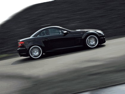 2006 Mercedes-Benz SLK55 AMG Black series 9