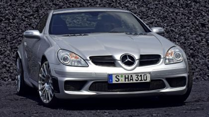 2006 Mercedes-Benz SLK55 AMG Black series 5