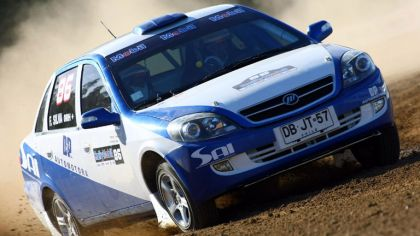 2011 Lifan 520 rally car 4
