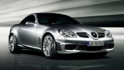 2006 Mercedes-Benz SLK55 AMG Puristic special series 3
