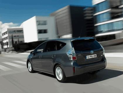 2012 Toyota Prius+ 2