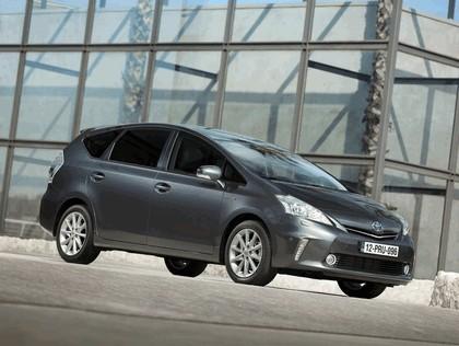 2012 Toyota Prius+ 5
