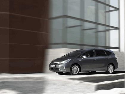 2012 Toyota Prius+ 6