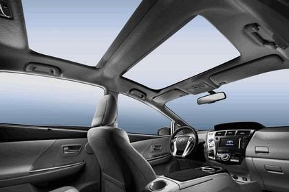 2012 Toyota Prius+ 23