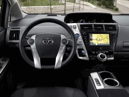 2012 Toyota Prius+ 25