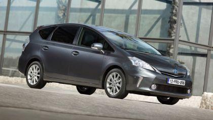 2012 Toyota Prius+ 1