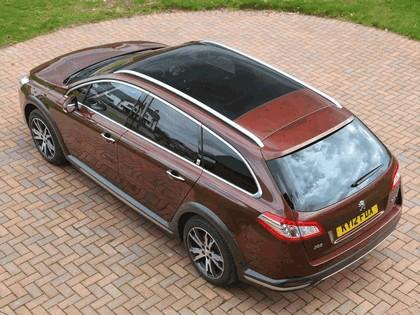 2012 Peugeot 508 RXH - UK version 8