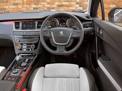 2012 Peugeot 508 RXH - UK version 15