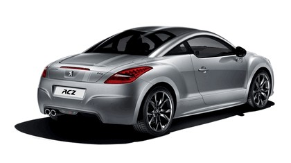2012 Peugeot RCZ Onyx 1