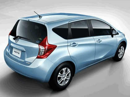 2012 Nissan Note - Japanese version 2
