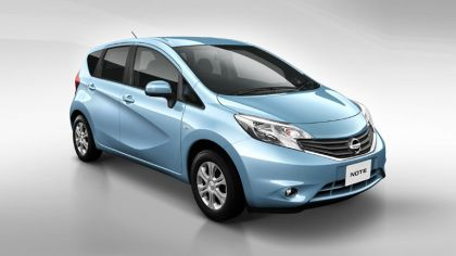 2012 Nissan Note - Japanese version 4