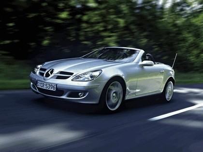 2006 Mercedes-Benz SLK200 with Sports Package 1