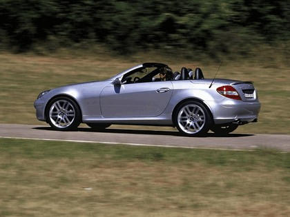 2006 Mercedes-Benz SLK200 with Sports Package 4
