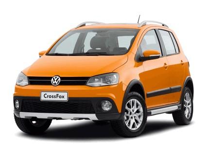 2012 Volkswagen CrossFox 1