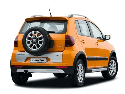 2012 Volkswagen CrossFox 3