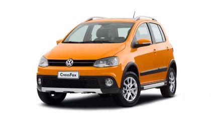 2012 Volkswagen CrossFox 5