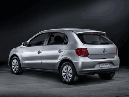 2012 Volkswagen Gol BlueMotion 3