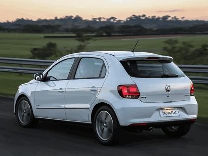 2012 Volkswagen Gol Power 4
