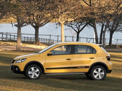 2012 Volkswagen Gol Rallye 3