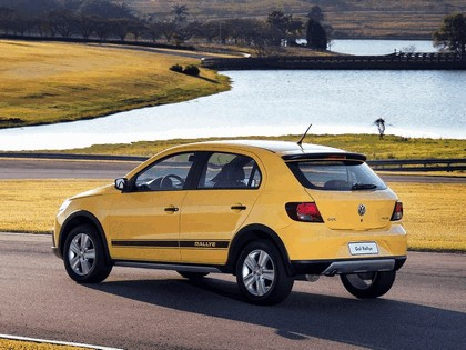 2012 Volkswagen Gol Rallye 5