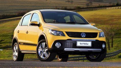 2012 Volkswagen Gol Rallye 4