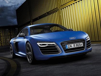 2013 Audi R8 V10 plus 5