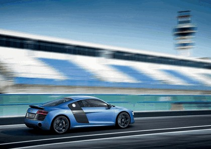 2013 Audi R8 V10 plus 10