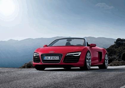 2013 Audi R8 V10 spyder 1